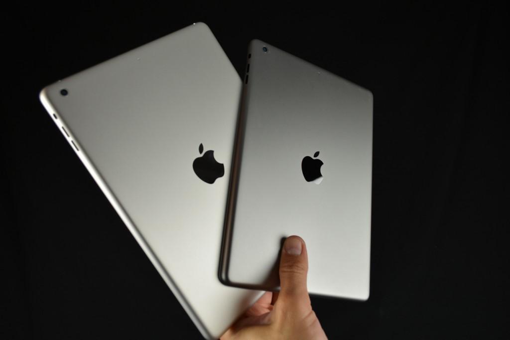 "Internete nutekėjo ""iPad 5"" nuotraukos"