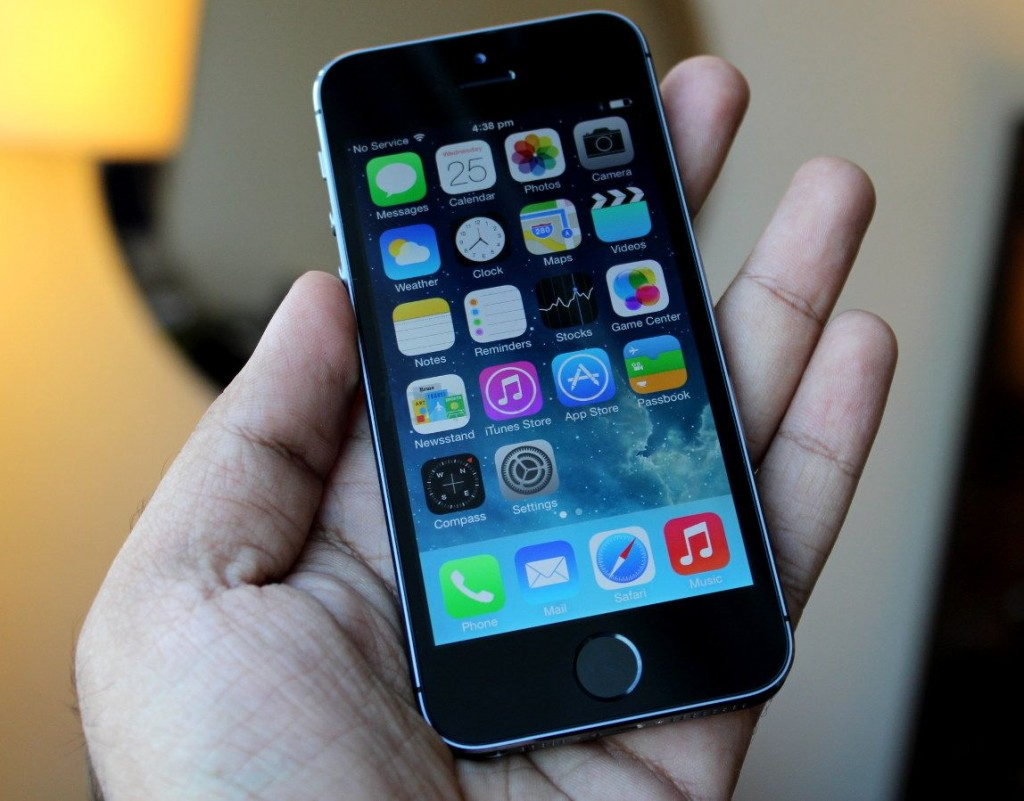 "Išmanusis telefonas ""iPhone 5C"""