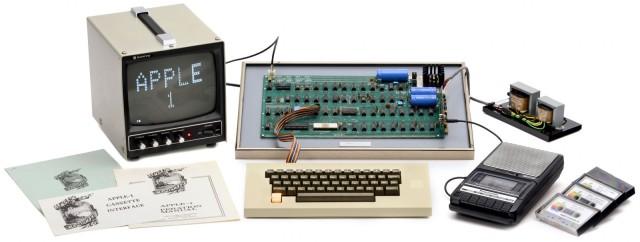 "Kompiuteris ""Apple 1"""