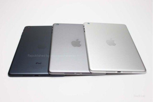 """""""iPad mini"""" koncepcija"""