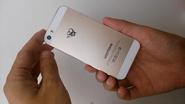 """""""iPhone 5S"""" kopija"""