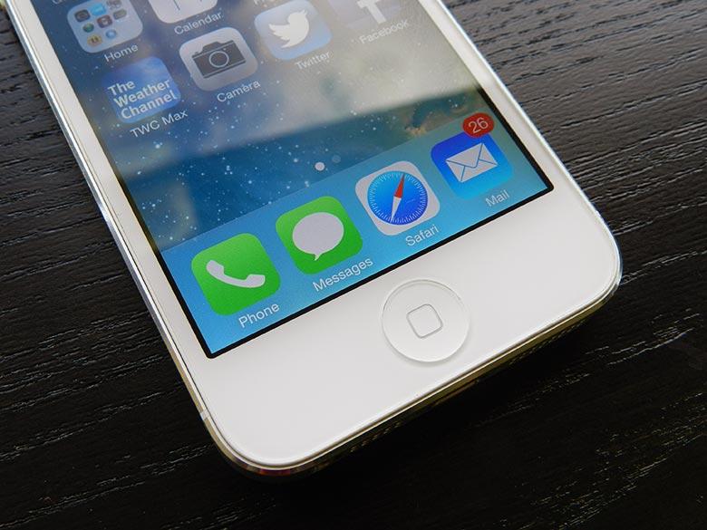 """Mobilioji operacinė sistema """"iOS 7"""""""