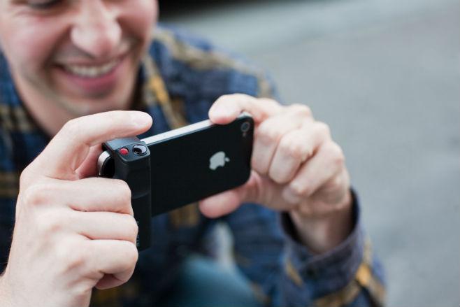 "Fotografavimas su ""iPhone"""