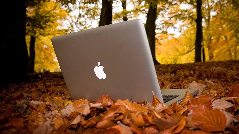 """Nešiojamasis kompiuteris """"MacBook"""""""