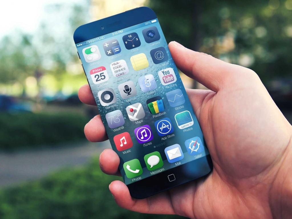 """iPhone 6"" konceptas"