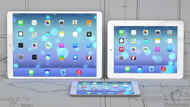"""iPad Pro"" konceptas"