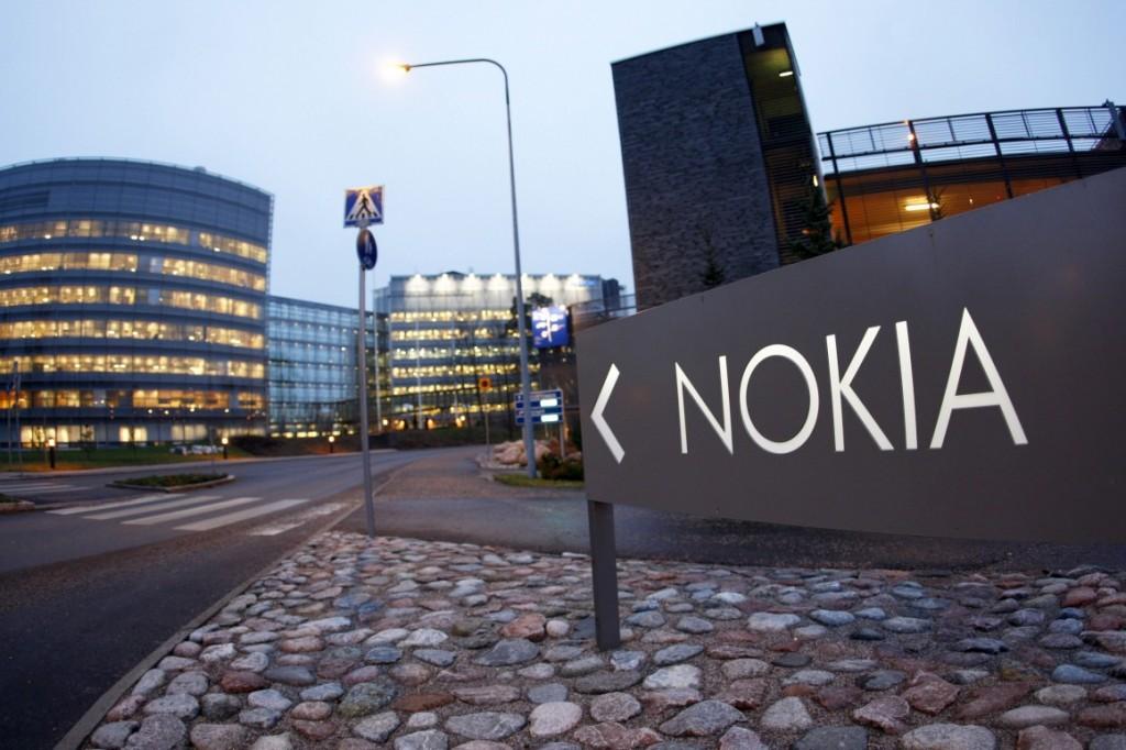 """""""Nokia"""" būstinė Helsinkyje"""
