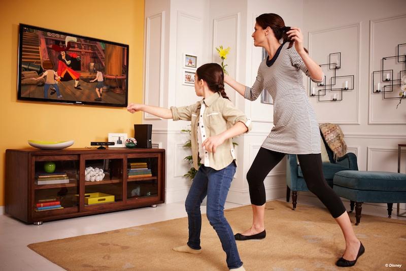"""Judesiais valdoma konsolė """"Microsoft Kinect"""""""