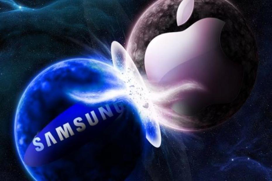 """""""Apple"""" ir """"Samsung"""" nesutarimai"""