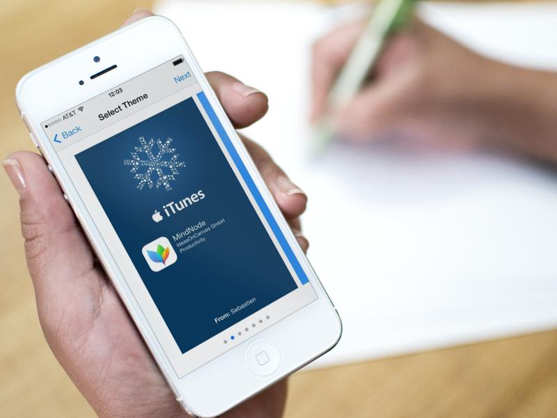"""Kaip padovanoti """"App Store"""" aplikaciją?"""
