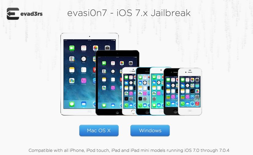 """Pasirodė """"iOS 7"""" nulaužimas"""