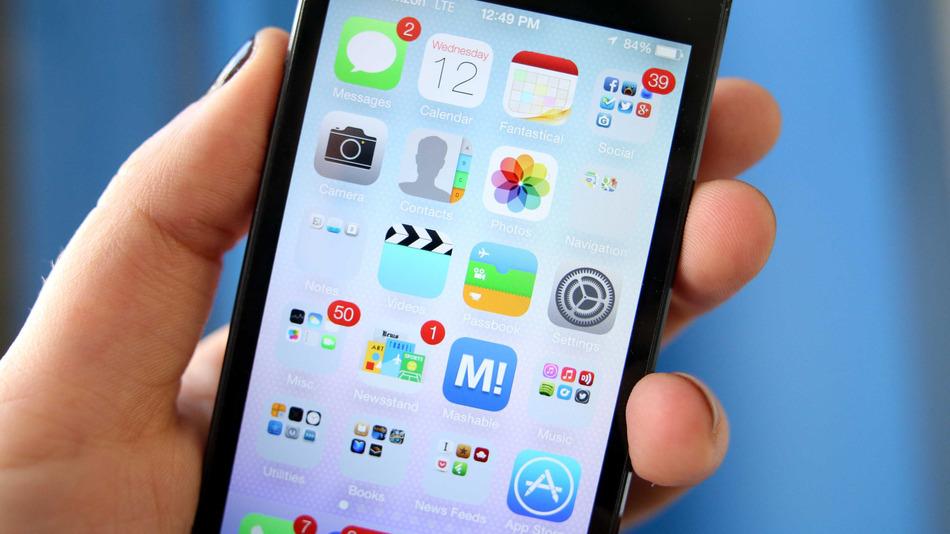 """""""iOS 7"""""""