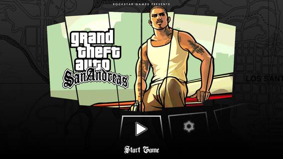 """GTA: San Andreas"""