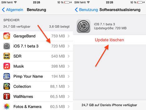 """""""iOS 7.1"""""""