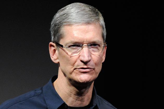 """Apple"" vadovas Timas Cookas"