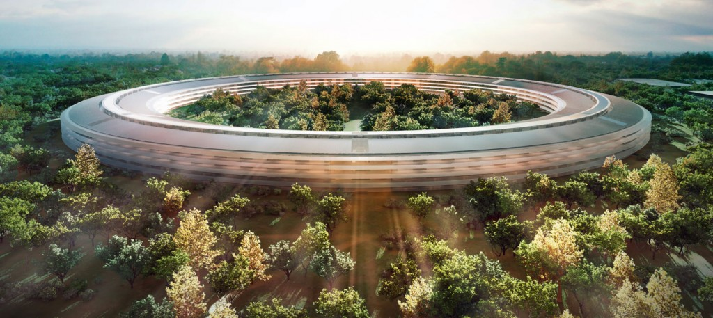 """Apple Campus 2"""