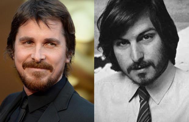 Christianas Bale'as ir Steve'as Jobsas