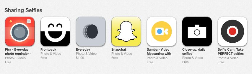 """App Store"" kategorija"