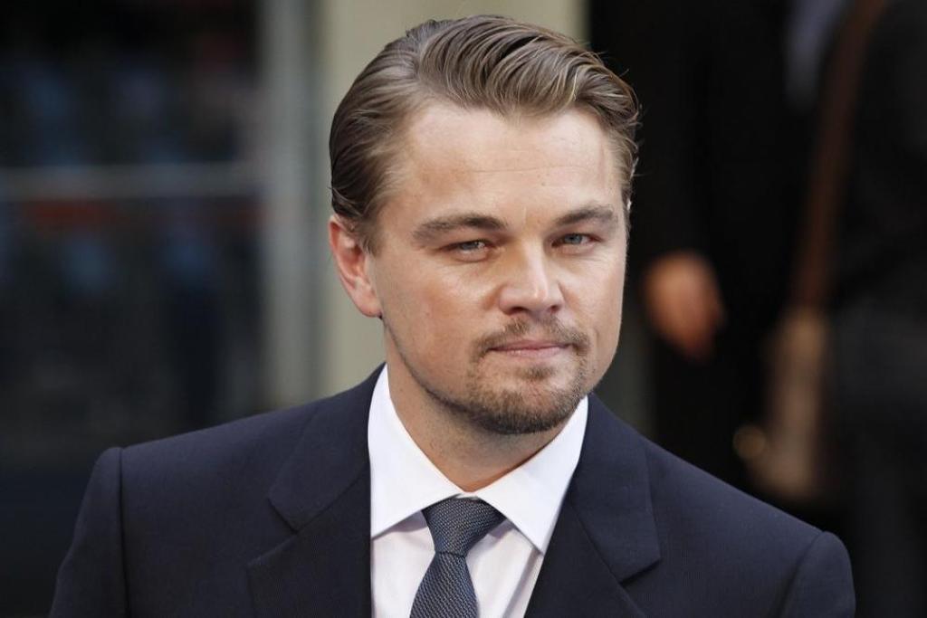 Aktorius Leonardas di Caprio