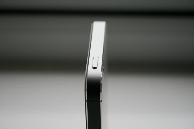 """""""iPhone 5"""" užrakinimo mygtukas / flickr.com nuotr."""