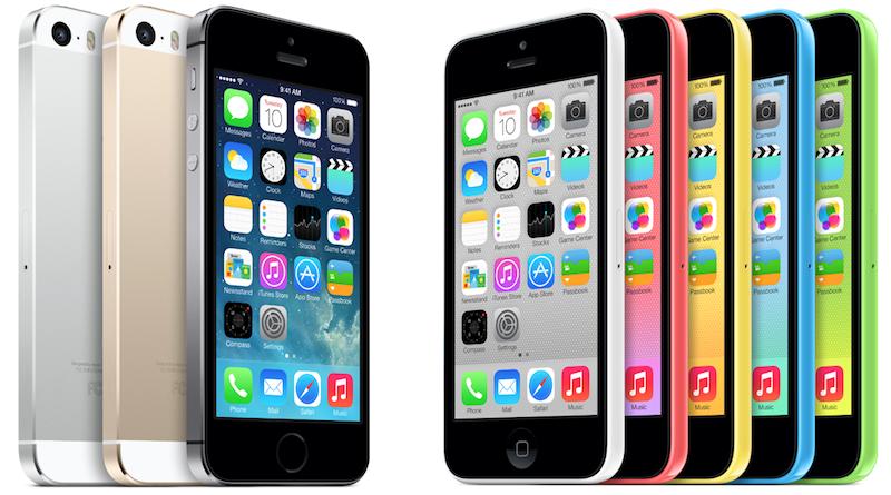 """Apple"" išmanieji telefonai"