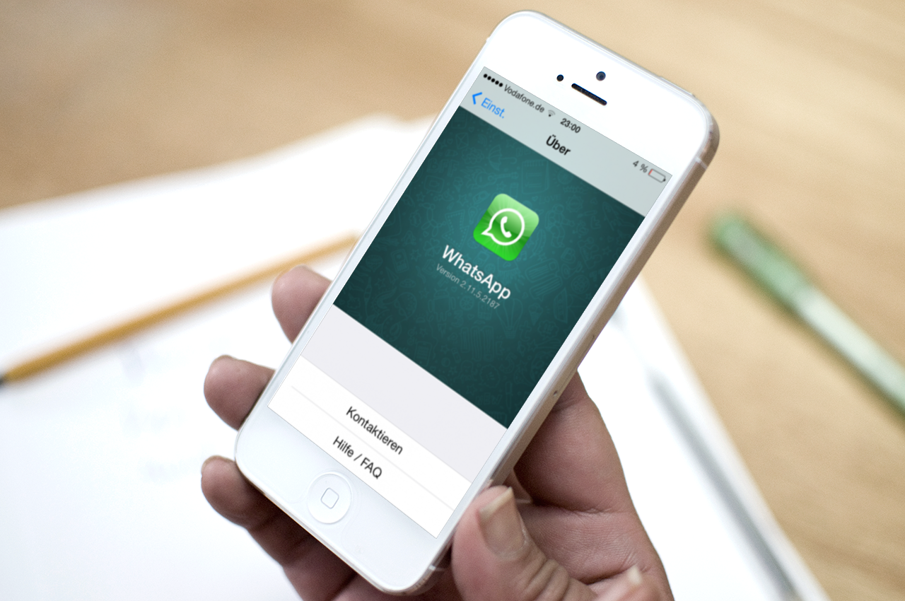 "Aplikacija ""WhatsApp"""