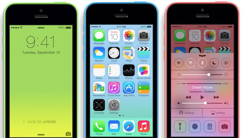 """""""iPhone 5C"""""""
