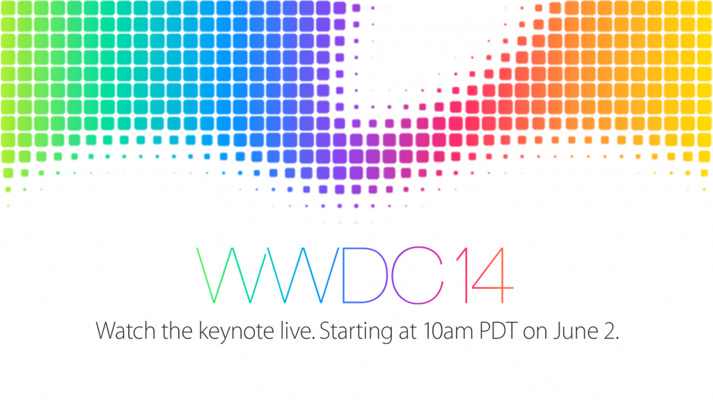 Konferencijos WWDC 2014 pristatymas bus transliuojama internetu