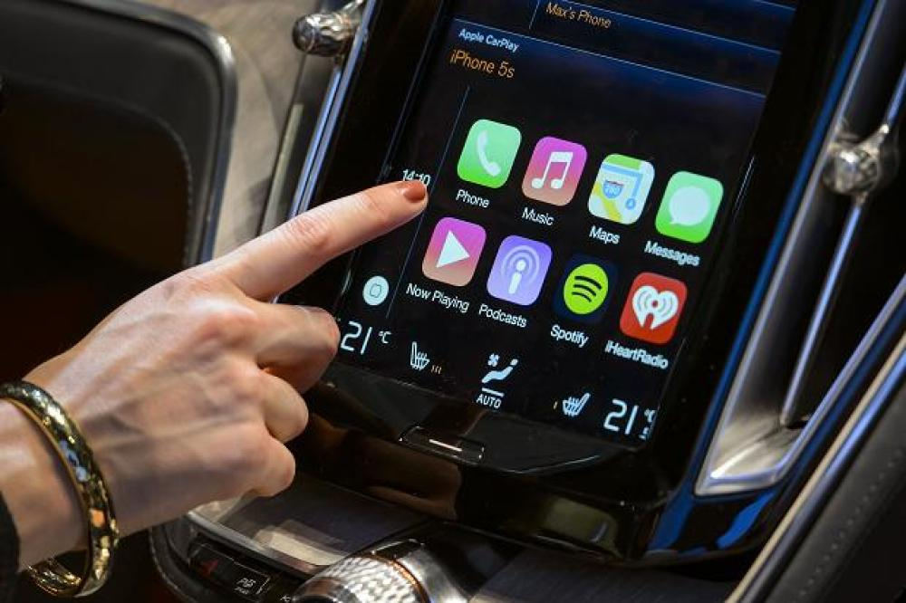 """CarPlay"" technologija"
