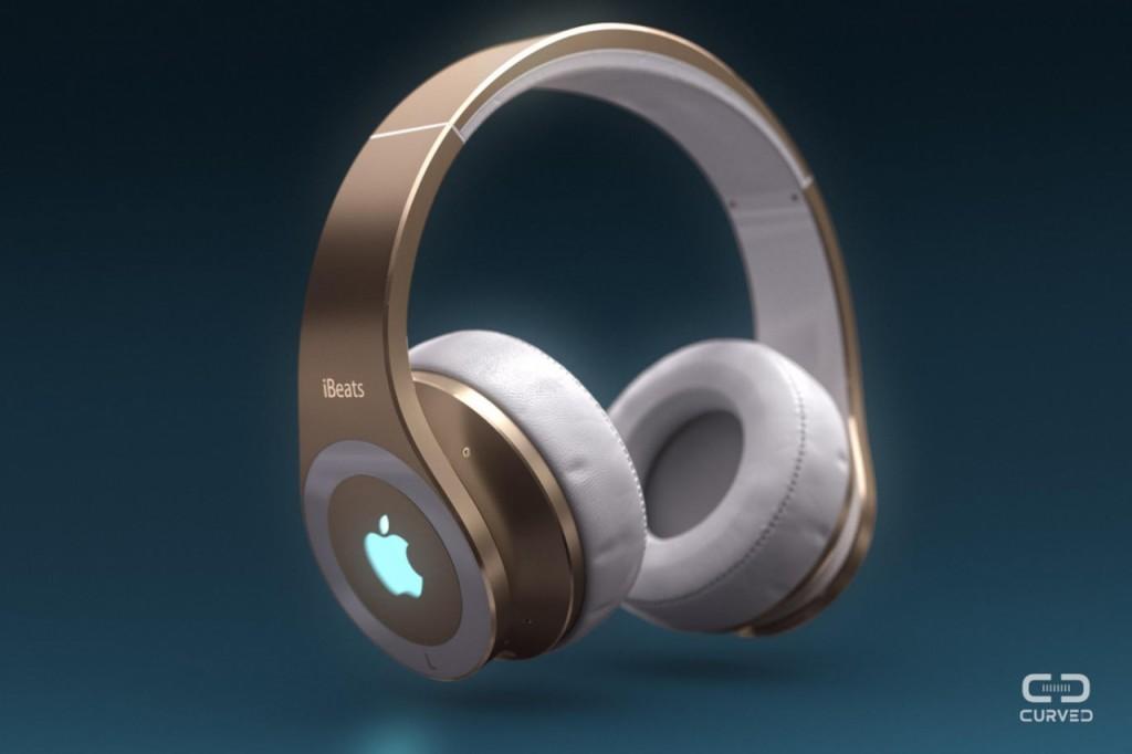 """Futuristinis """"Apple iBeats"""" ausinių konceptas"""