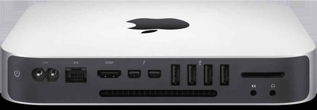 """Pristatytas """"iMac"""" su """"Retina"""" ekranu bei atnaujintas """"Mac mini"""""""