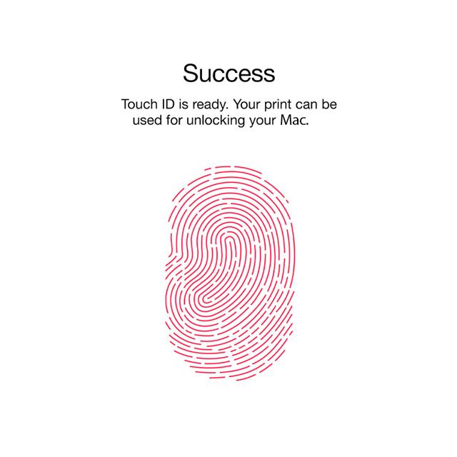 """""""Touch ID"""" funkcija"""