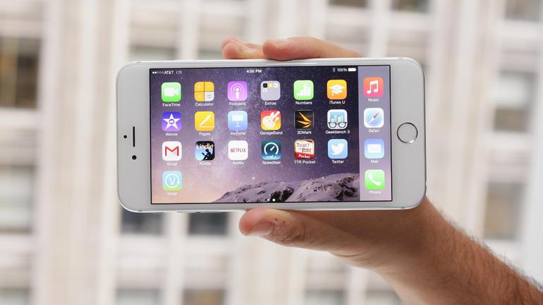 """Išmanusis telefonas """"iPhone 6 Plus"""""""