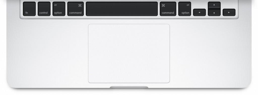 """""""MacBook Pro"""" su """"Retina"""" ekranu"""