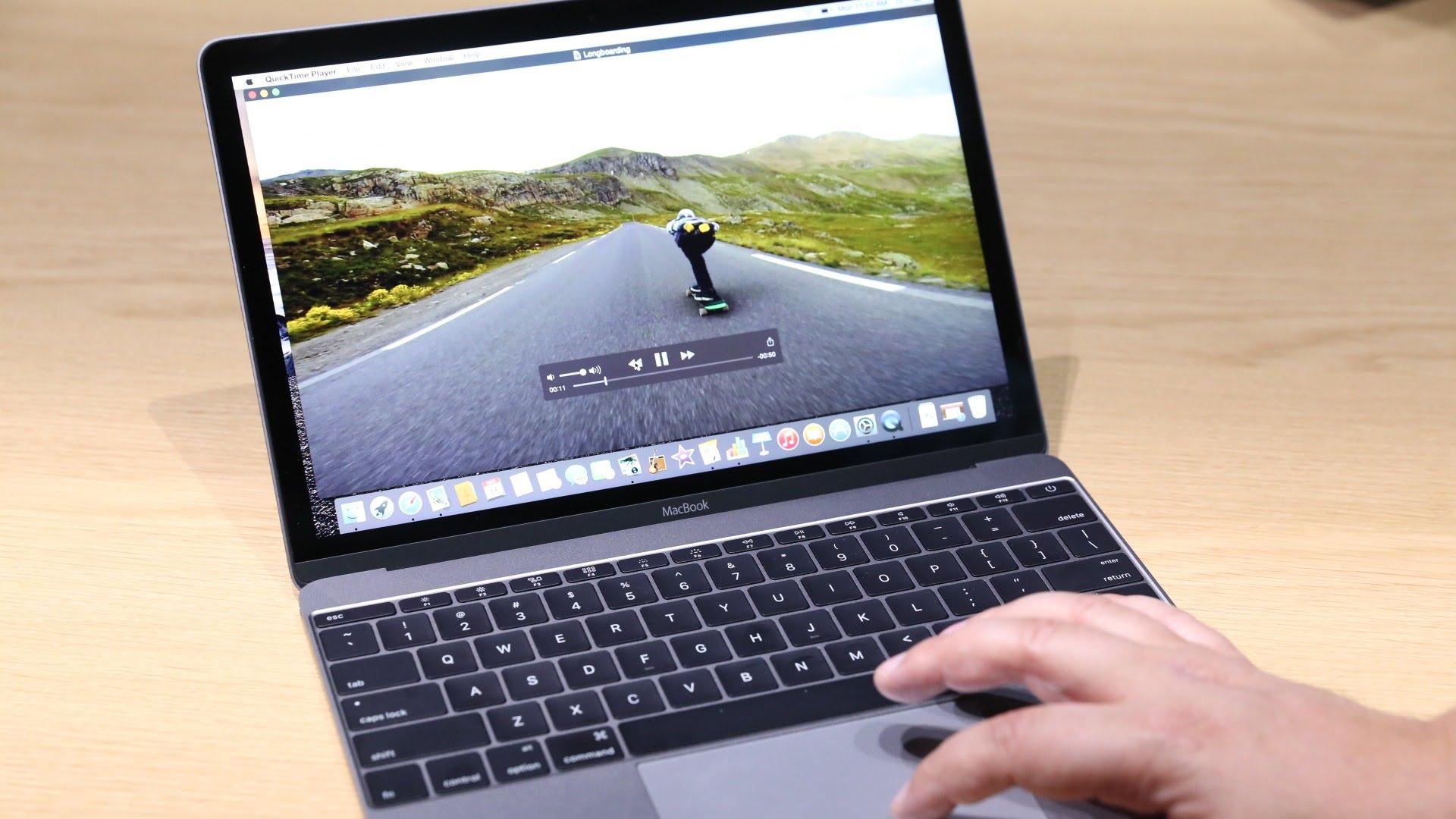 """Naujasis """"MacBook"""""""