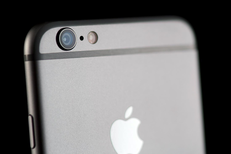 """iPhone 6"" kamera"