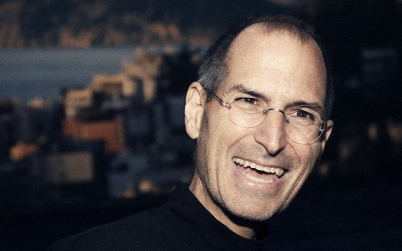 """Apple"" įkūrėjas Steve Jobs"