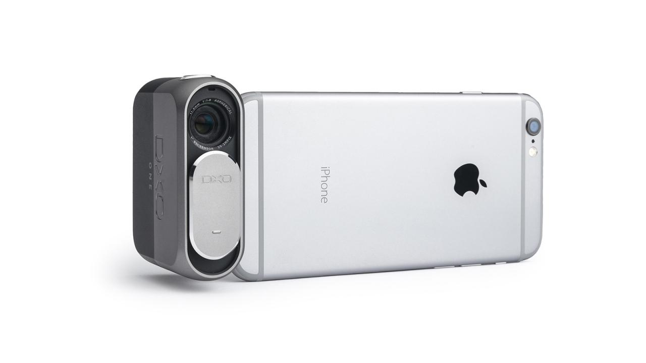 """""""DxO One"""" kamera"""