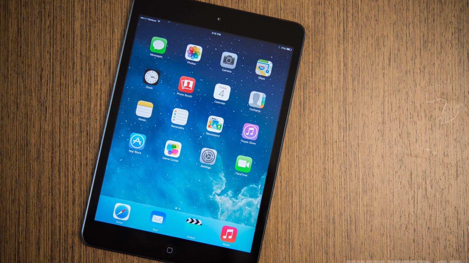 """Pirmos kartos """"iPad mini"""""""