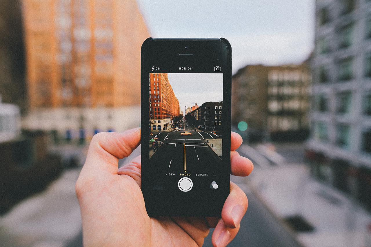 """iPhone"" fotografavimas"