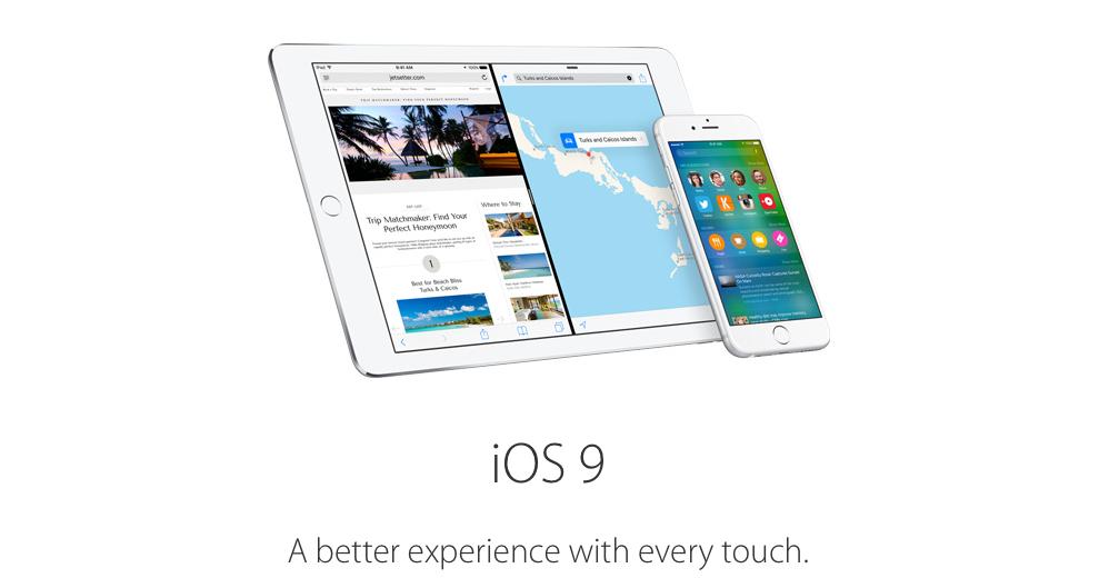 """""""iOS 9"""""""
