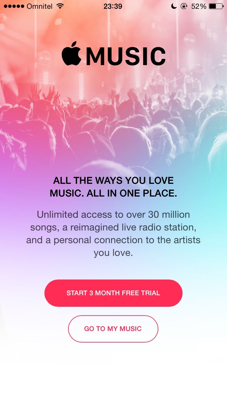 """Apple Music"""
