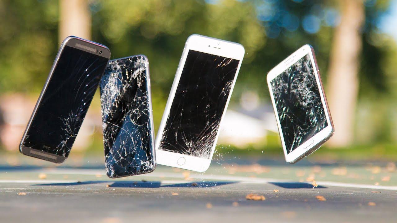 """""""iPhone 6S"""" ir """"iPhone 6S Plus"""" atlaikė kritimo testus"""